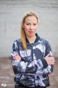 Trenerka biegania Kamila Pobłocka-Dobrowolska