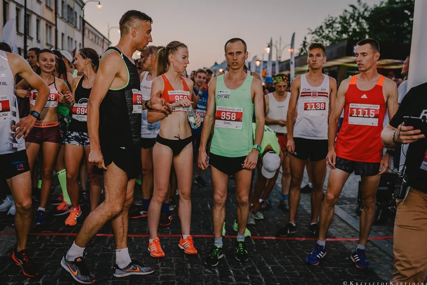 Podsumowanie startów zawodników i trenerów biegania w czerwcu - Zabiegani Dobrowolscy
