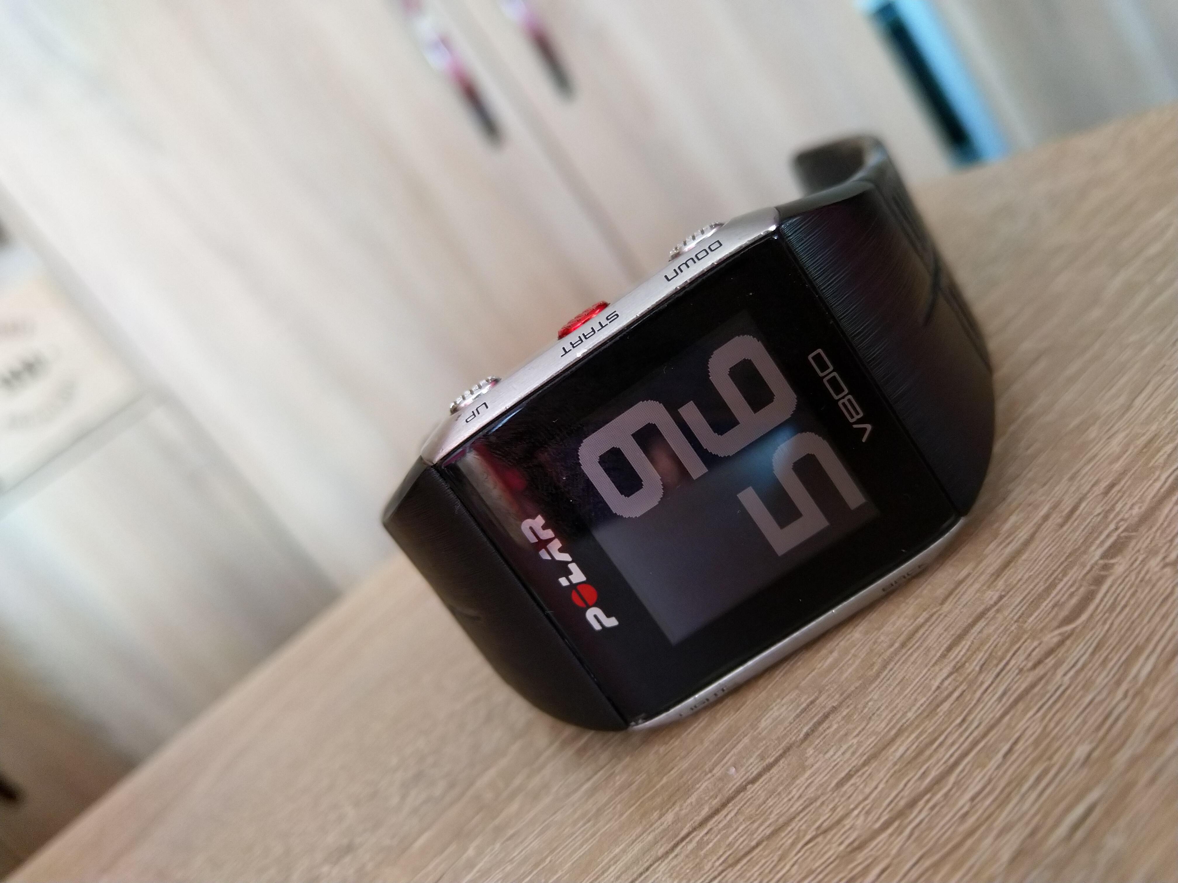 Test zegarka Polar V800 - Trener Biegania