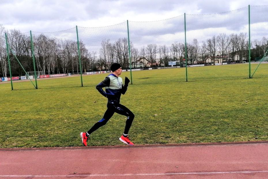Biegowe podsumowanie stycznia - trener biegania