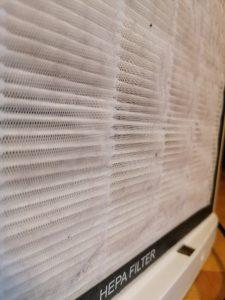 Filtr oczyszczacza powietrza Klarta Stor